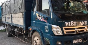 Cần bán xe Thaco OLLIN 800A năm sản xuất 2015, màu xanh lam giá 355 triệu tại Phú Thọ
