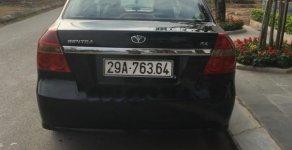 Cần bán gấp Daewoo Gentra 2008, màu đen xe gia đình giá 155 triệu tại Hòa Bình