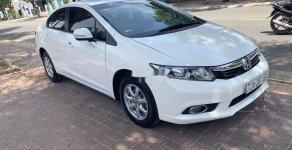 Cần bán lại xe Honda Civic 2012, màu trắng giá 350 triệu tại BR-Vũng Tàu