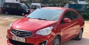 Cần bán gấp Mitsubishi Attrage 1.2CVT đời 2017, màu đỏ, nhập khẩu chính chủ, giá chỉ 369 triệu giá 369 triệu tại Hà Nội