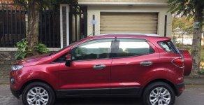 Cần bán lại xe Ford EcoSport Titanium sản xuất năm 2016, màu đỏ, giá 465tr giá 465 triệu tại Đà Nẵng