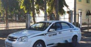 Bán Chevrolet Lacetti năm sản xuất 2011, màu trắng giá 185 triệu tại Gia Lai