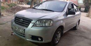 Cần bán Daewoo Gentra năm 2007, màu bạc, giá tốt giá 119 triệu tại Thanh Hóa