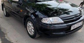 Cần bán Ford Laser Delu 2001, màu đen giá 120 triệu tại Khánh Hòa
