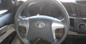 Bán xe Toyota Fortuner 2.5G đời 2016, màu bạc số sàn  giá 775 triệu tại Tp.HCM
