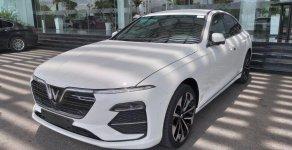 Vinfast Khánh Hòa - Cần bán VinFast LUX A2.0 năm sản xuất 2019, màu trắng giá 1 tỷ 99 tr tại Khánh Hòa
