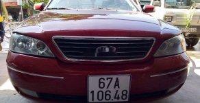 Cần bán xe Ford Mondeo AT đời 2003, màu đỏ  giá 140 triệu tại An Giang