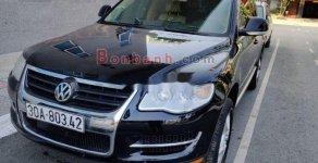 Bán Volkswagen Touareg 3.6 AT năm sản xuất 2007, màu đen, nhập khẩu chính chủ giá 590 triệu tại Hải Phòng