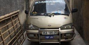 Cần bán xe Daihatsu Citivan 1.6 MT sản xuất 2005, nhập khẩu nguyên chiếc   giá 88 triệu tại Thanh Hóa
