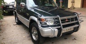 Cần bán gấp Mitsubishi Pajero đời 2006, màu xanh lam chính chủ giá 188 triệu tại Hà Nội