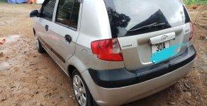 Cần bán lại xe Hyundai Getz năm 2008, màu bạc giá 179 triệu tại Hà Nội