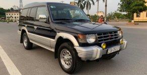 Cần bán gấp Mitsubishi Pajero sản xuất năm 2007, màu đen giá 255 triệu tại Yên Bái