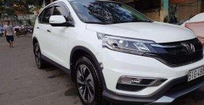Bán Honda CR V sản xuất năm 2017, màu trắng còn mới, giá 900tr giá 900 triệu tại Tp.HCM