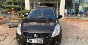 Bán ô tô Suzuki Swift năm sản xuất 2014, màu nâu chính chủ giá cạnh tranh giá 378 triệu tại Hà Nội