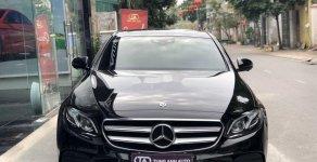 Cần bán gấp Mercedes E300 AMG sản xuất năm 2017, màu đen chính chủ giá 2 tỷ 250 tr tại Hà Nội