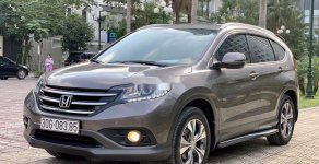 Cần bán xe Honda CR V 2013, màu xám còn mới giá 715 triệu tại Hà Nội