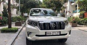 Bán Toyota Prado VX sản xuất 2019, xe nhà đi siêu lướt giá 2 tỷ 389 tr tại Hà Nội