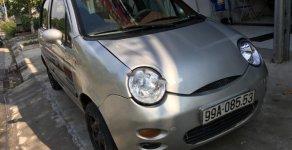 Cần bán Chery QQ3 0.8 MT đời 2009, màu bạc giá 40 triệu tại Hà Nội