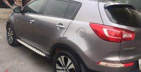 Cần bán lại xe Kia Sportage năm 2010, màu xám, nhập khẩu chính chủ giá 456 triệu tại Hà Nội