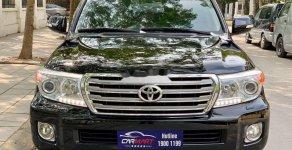 Bán ô tô Toyota Land Cruiser đời 2013, màu đen, nhập khẩu  giá 2 tỷ 196 tr tại Hà Nội