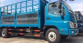 Bán giảm giá - Giao xe nhanh chiếc xe tải Thaco Ollin 720 E4, sản xuất 2019, màu xanh lam giá 509 triệu tại Hà Nội