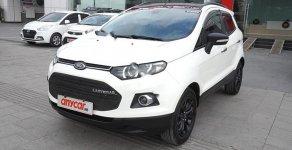 Bán Ford EcoSport Titanium 1.5L AT năm sản xuất 2016, màu trắng chính chủ, giá 505tr giá 505 triệu tại Hà Nội