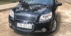 Bán Chevrolet Aveo LTZ 1.5 AT sản xuất 2013, màu đen, số tự động, 286tr giá 286 triệu tại Đắk Lắk