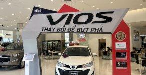 Bán Toyota Vios 1.5G CVT sản xuất năm 2020, màu trắng, giá tốt giá 570 triệu tại Tp.HCM