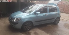 Bán ô tô Hyundai Getz 1.1 MT năm sản xuất 2008, màu xanh lam, nhập khẩu nguyên chiếc giá 146 triệu tại Phú Thọ