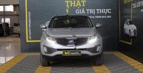 Xe Kia Sportage 2.0 AT sản xuất 2010, màu bạc, nhập khẩu, giá 488tr giá 488 triệu tại Tp.HCM