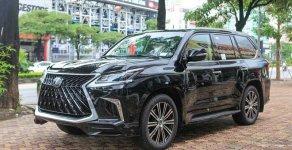 Bán nhanh đón tết chiếc xe hạng sang Lexus LX570 SuperSport Autobiography MBS, sản xuất 2019, màu đen giá 10 tỷ 450 tr tại Hà Nội