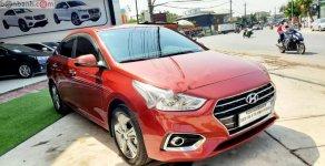 Cần bán xe Hyundai Accent 1.4 ATH đời 2018, màu đỏ giá 525 triệu tại Tp.HCM