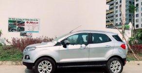 Bán ô tô Ford EcoSport Titanium 1.5L AT năm 2017, màu bạc xe gia đình giá 495 triệu tại Tp.HCM