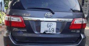 Bán Toyota Fortuner sản xuất 2010, màu xám giá 580 triệu tại Tp.HCM