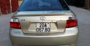 Bán Toyota Vios 2004, màu vàng giá 140 triệu tại Hải Dương