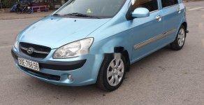 Cần bán gấp Hyundai Getz MT đời 2010, màu xanh lam, nhập khẩu nguyên chiếc, giá 165tr giá 165 triệu tại Hà Nội