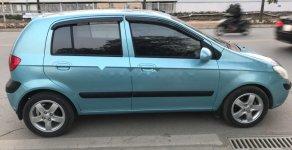 Cần bán xe Hyundai Getz 1.4 AT sản xuất 2008, màu xanh, xe nhập số tự động giá 188 triệu tại Hà Nội