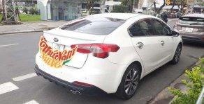 Cần bán xe Kia K3 đời 2017, màu trắng giá 495 triệu tại Đà Nẵng