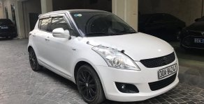 Xe Suzuki Swift năm 2014, màu trắng số tự động giá 390 triệu tại Hà Nội