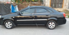Bán Daewoo Lacetti 2007, màu đen, giá chỉ 145 triệu giá 145 triệu tại Bắc Ninh