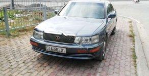 Bán Lexus LS 400 sản xuất năm 1992, màu xanh lam, xe nhập giá cạnh tranh giá 108 triệu tại Tp.HCM