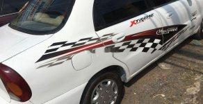 Cần bán lại xe Daewoo Lanos 1.5 MT sản xuất năm 2002, màu trắng số sàn giá 65 triệu tại Đồng Nai