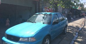 Cần bán Daewoo Cielo năm sản xuất 1995, màu xanh lam, nhập khẩu  giá 40 triệu tại Tp.HCM