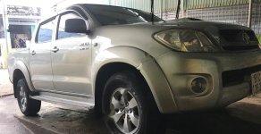 Bán Toyota Hilux 3.0G 4x4 MT 2011, màu bạc, xe nhập, giá 380tr giá 380 triệu tại Kon Tum