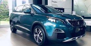 Trả trước 450 triệu - Rinh ngay chiếc Peugeot 5008 năm 2019, màu xanh lam giá 1 tỷ 349 tr tại Đồng Nai