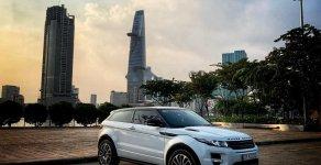 Cần bán gấp LandRover Range Rover năm sản xuất 2013, màu trắng, nhập khẩu giá 1 tỷ 280 tr tại Tp.HCM