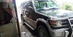 Bán Mitsubishi Pajero 3.0 sản xuất năm 2006, màu đen, xe gia đình giá 256 triệu tại Hòa Bình