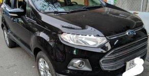 Cần bán lại xe Ford EcoSport đời 2014, màu đen giá 400 triệu tại Tp.HCM
