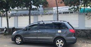 Xe Toyota Sienna năm 2007, màu xám, xe nhập xe gia đình giá 495 triệu tại Tp.HCM