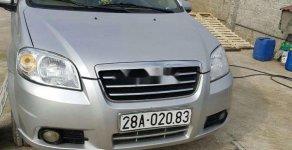 Cần bán gấp Chevrolet Aveo đời 2007, màu bạc chính chủ giá 135 triệu tại Hà Nội
